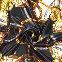 čtvercový saténový šátek na krk (37) (1)