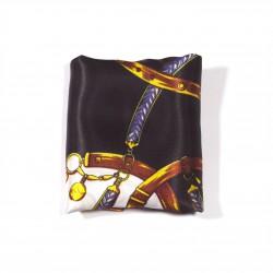 čtvercový saténový šátek na krk (38) (1)