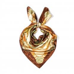 čtvercový saténový šátek na krk (25) (1)