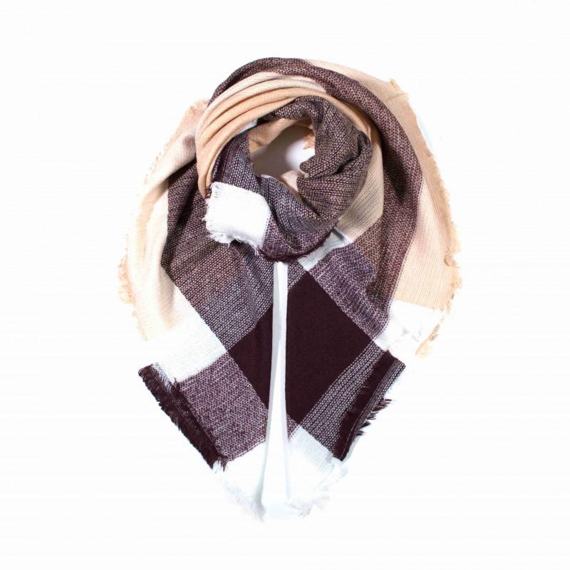 coxes ctvercova maxi sala tartan deka  0038 (1)