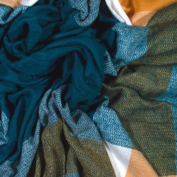 coxes ctvercova maxi sala tartan deka  0045 (1)