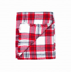 coxes ctvercova maxi sala tartan deka  0079 (1)