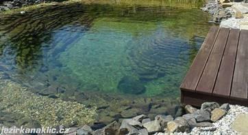 kamenné bazény