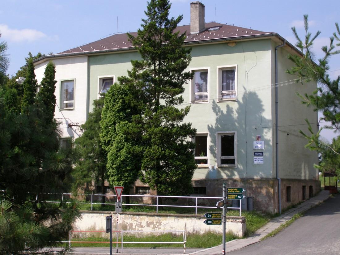 Školní turistická ubytovna