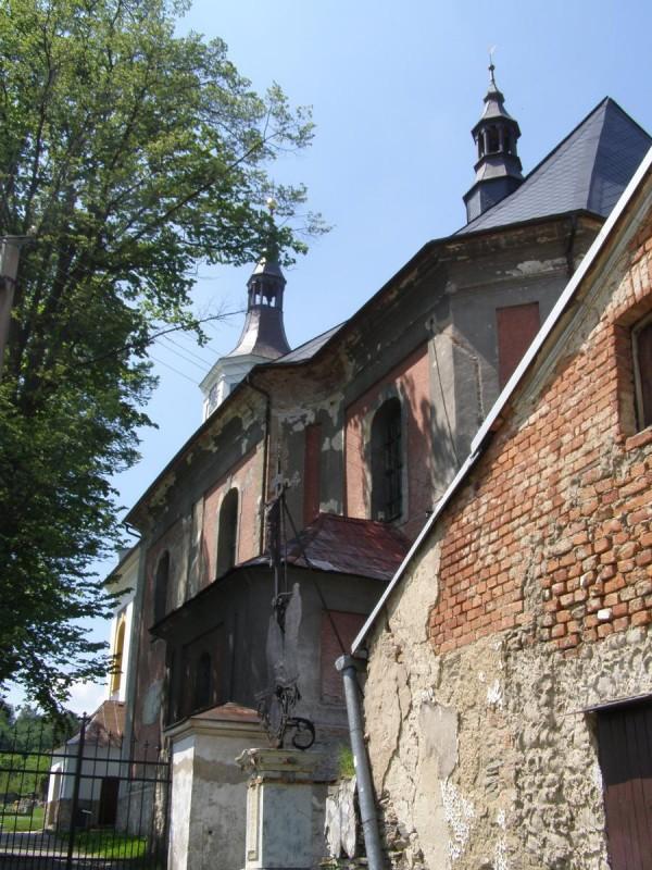 Janov - kostel