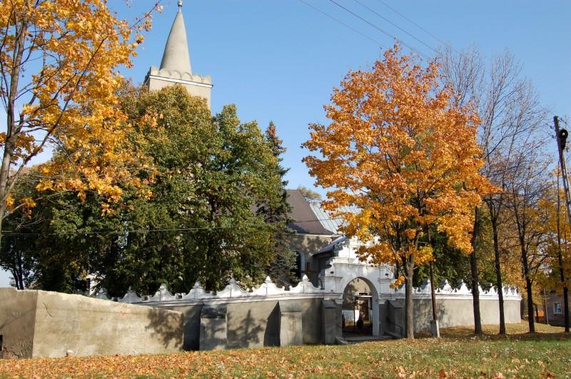 Kościół pw. św. Marka w Boguchwałowie