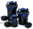 tlakové jezírkové filtrace