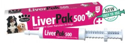 Liver Pak Dog paste