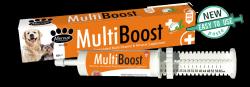 MultiBoost pasta pro psy