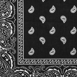 šátek do vlasů bandana čtvercový 1904-2 (1)