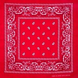 šátek do vlasů bandana čtvercový 1909-1 (1)