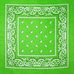šátek do vlasů bandana čtvercový 1918-1 (1)