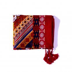 extra velký šátek s třásněmi orient 2236-3 (1)