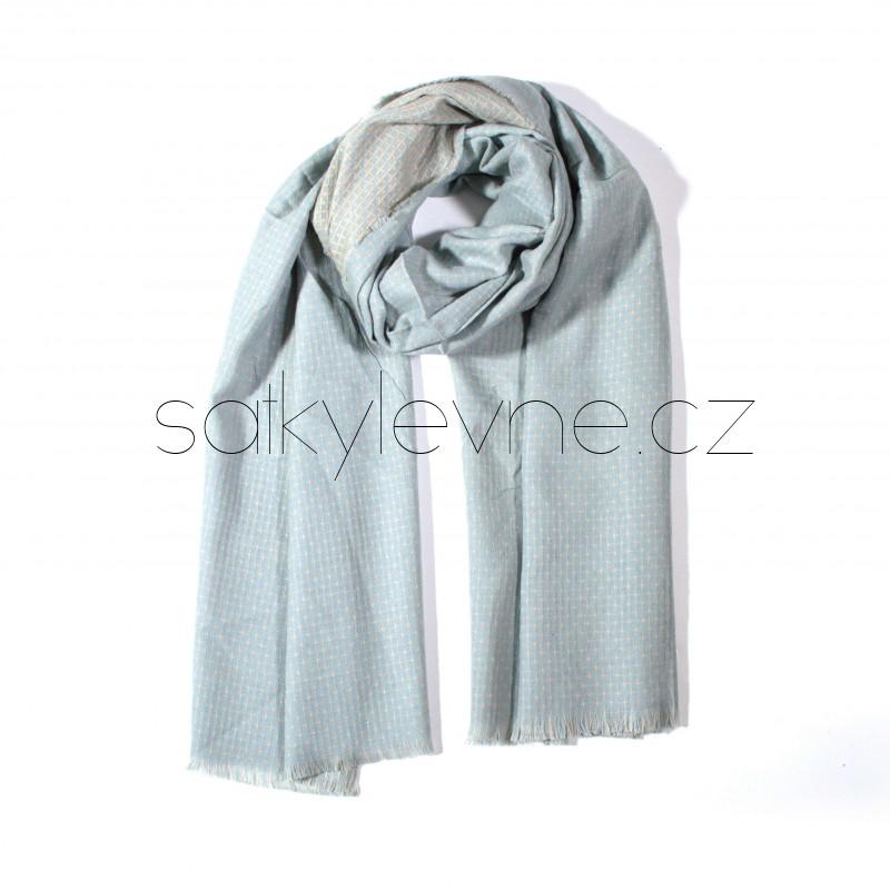 zimní šála deka 2279 (1)