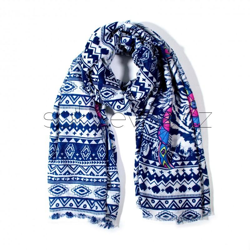 zimní šála deka 2290 (1)