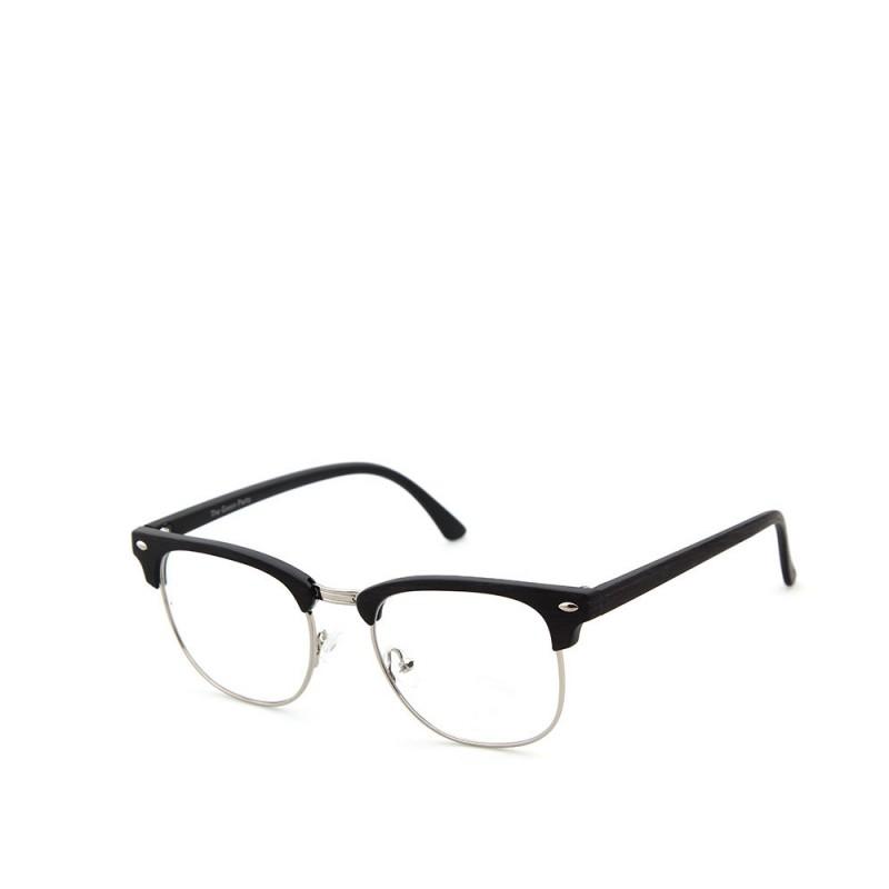 Sluneční brýle čirá skla coxes černé 1