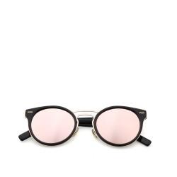 kulaté sluneční brýle stylové tmavá skla 10