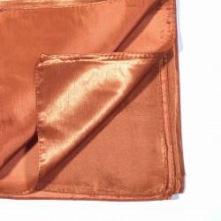 saténové šátky jednobarevné 90cm 90cm  (9) (1)