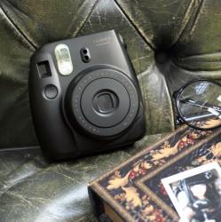 instatní fotoaparát instax fuji černý instax mini 8 s black (6)