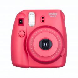 instatní fotoaparát instax fuji červený raspberry instax mini 8 s (1)
