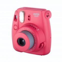 instatní fotoaparát instax fuji červený raspberry instax mini 8 s (6)