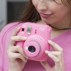 instatní fotoaparát instax fujifilm růžový instax mini 9 pink (13)