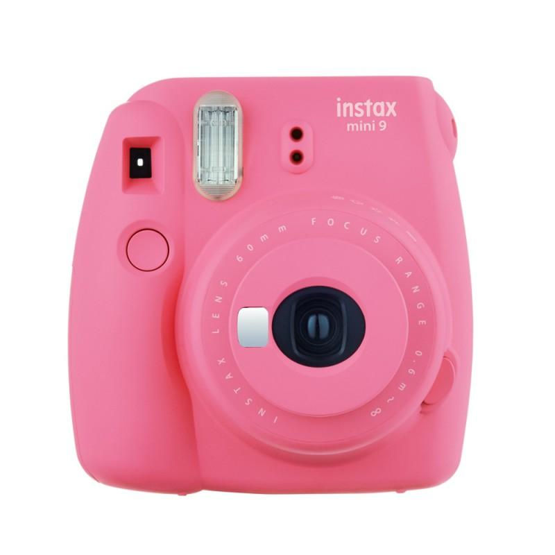 instatní fotoaparát instax fujifilm růžový instax mini 9 pink (7)