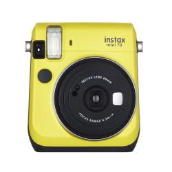 instatní fotoaparát instax fujifilm žlutá instax mini 70 canary yellow (1)