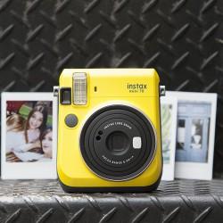 instatní fotoaparát instax fujifilm žlutá instax mini 70 canary yellow (7)