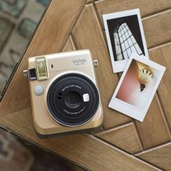 instatní fotoaparát instax fujifilm zlatá instax mini 70 gold (3)