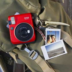 instatní fotoaparát instax fujifilm červená instax mini 70 red (3)