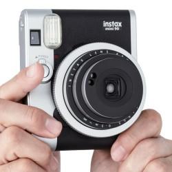 instatní fotoaparát instax fujifilm černý instax mini 90 black (2)