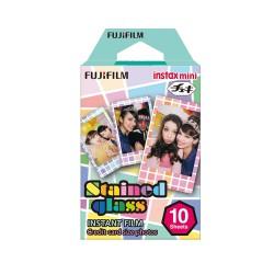 foto papír do instaxu mini colorfilm instax mini stined glass 10 kusů 1 (1)