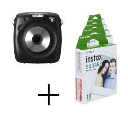 zvýhodněná balení instax square film 100 kusů instax sq10 camera