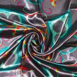 čtvercový saténový šátek na krk (55) (1)