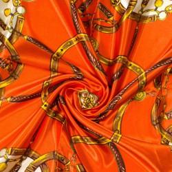 čtvercový saténový šátek na krk (49) (1)