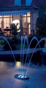 zahradní fontány Oase Starlet