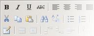 Vizuální editor textů